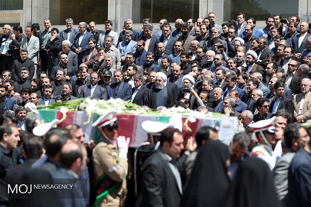 پیام رئیس مجلس قزاقستان به لاریجانی درباره حملات تروریستی تهران