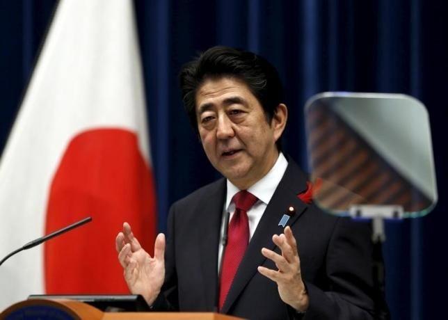 شینزو آبه سفر خود به خاورمیانه را لغو کرد