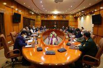 وزرای دفاع هند و ایران با یکدیگر دیدار کردند