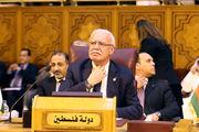 مخالفت وزرای خارجه اتحادیه عرب با طرح معامله قرن آمریکا