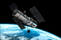 ژیروسکوپِ فضایی هابل مختل شد