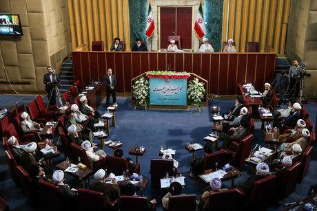گزارش وزیر اطلاعات در جلسه کمیسیونهای «سیاسی - اجتماعی» مجلس خبرگان