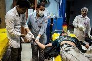 مصدومیت حداقل چهارده نفر بر اثر حوادث چهارشنبه سوری