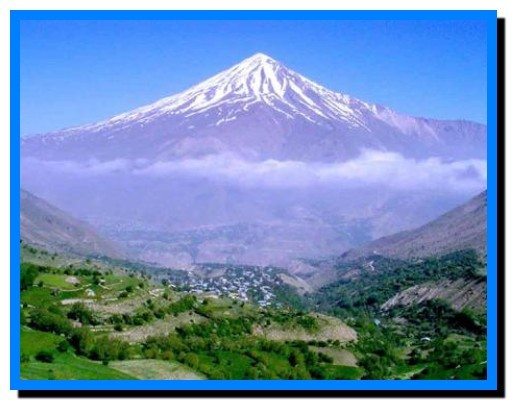 مخاطرات زیستمحیطی قله دماوند را تهدید میکند