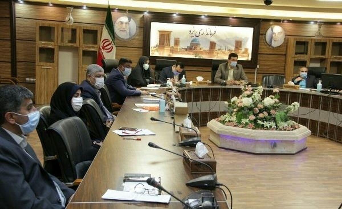 تاکید فرماندار یزد بر اتمام پروژه های نیمه تمام نواحی یک و دو آموزش و پرورش و منطقه زارچ