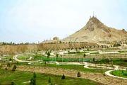 بهره برداری از بوستان ۴۲۰ هزار مترمربعی خضر نبی(ع)