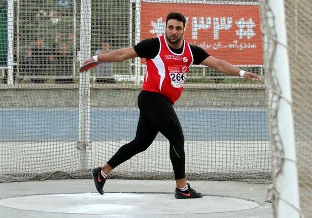 حدادی مقام نخست مسابقات لس آنجلس را کسب کرد