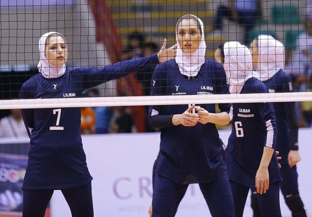 تیم ملی والیبال بانوان راهی مانیل شد
