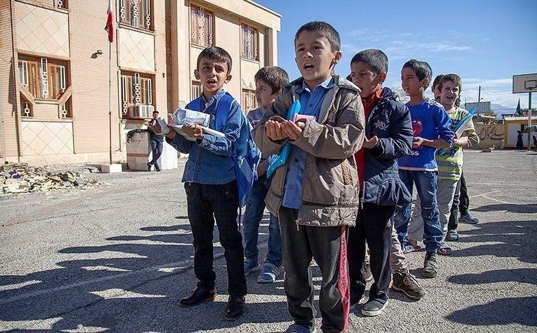 اجرای طرح همیار مشاوره در مدارس مناطق زلزلهزده
