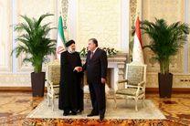 ۸ سند همکاری در بخشهای مختلف میان ایران و تاجیکستان امضا شد