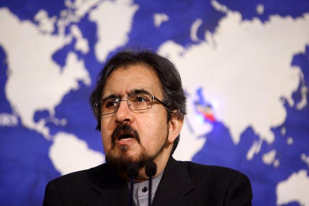 سخنگوی وزارت امور خارجه: از میرجاوه تا منچستر، ریشه تروریسم یکی است