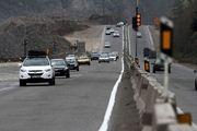 آخرین وضعیت جوی و ترافیکی جاده های کشور در ۲۷ فروردین ۱۴۰۰