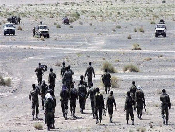 ۱۱ نیروی وابسته به اشرار و ضد انقلاب در سروآباد به هلاکت رسیدند
