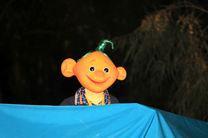 عروسک محبوب کودکان «سر سفره خدا» نشست