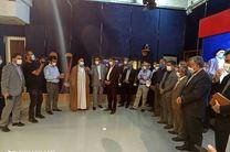 افتتاح و بهره برداری از استودیو تلویزیونی چند منظوره در سنندج انجام شد