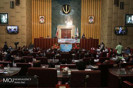 ششمین اجلاس شورای عالی استانها