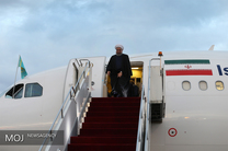 سفر رییس جمهور به قزاقستان