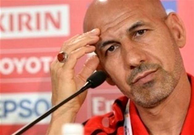 سرمربی تیم ملی فوتبال عراق اخراج شد