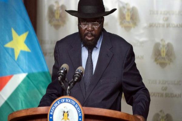 رئیسجمهور سودان جنوبی فرمانده ارتش را برکنار کرد