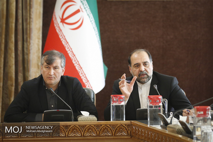 نشست خبری کمیته ویژه رسیدگی به حادثه نفتکش سانچی