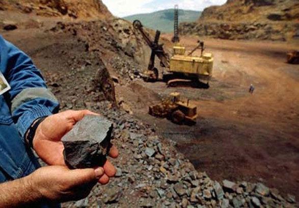 دو درصد از کل ذخایر معدنی کشور در استان کرمانشاه است