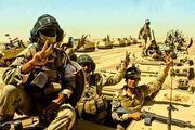 دستگیری ۱۳ تروریست و کشف و ضبط ۴۶ راکت آماده شلیک در عراق