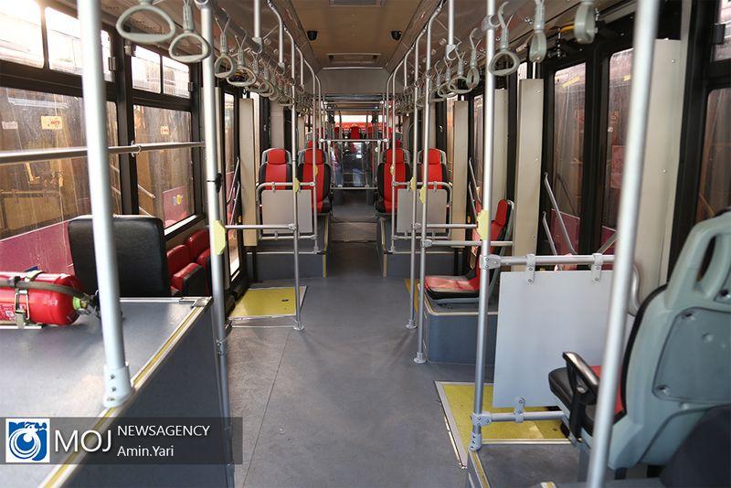 تمهیدات اتوبوسرانی برای راهپیمایی ۲۲ بهمن اعلام شد