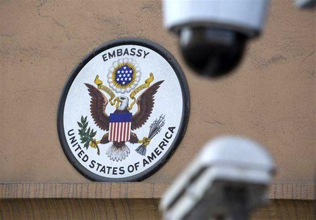 سفارت واشنگتن در آنکارا تعطیل شد