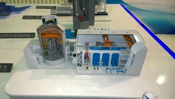 ساخت ایمنترین نیروگاه هستهای جهان