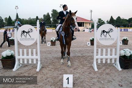 زمانبندی مسابقات بین المللی پرش با اسب CSI