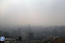 کیفیت هوای تهران ۸ تیر ۹۹/ شاخص کیفیت هوا به ۱۱۴ رسید