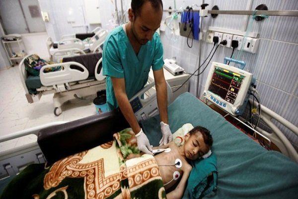 وبا در یمن به کشتار کودکان ادامه می دهد