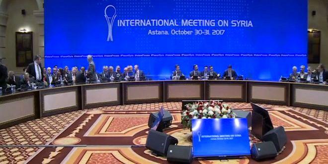 حمایت از پیشنهاد روسیه برای تشکیل کنگره گفت و گوی ملی در سوریه