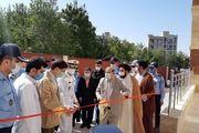 افتتاح بزرگترین مرکز تخصصی دندانپزشکی نیروی هوایی ارتش با حضور دریادار سیاری
