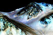 در مریخ آب هست اما کم است