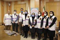 کارشناسان منتخب مرکز فوریت های اجتماعی اورژانس بهزیستی اصفهان تقدیر شدند