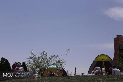 روز طبیعت در بوستان پردیسان