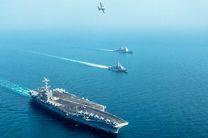 عبور 2 ناو آمریکایی از تنگه استراتژیک تایوان