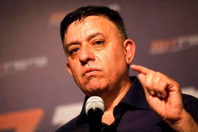 آوی گابای، رهبر حزب اپوزیسیون کارگر اسرائیل شد