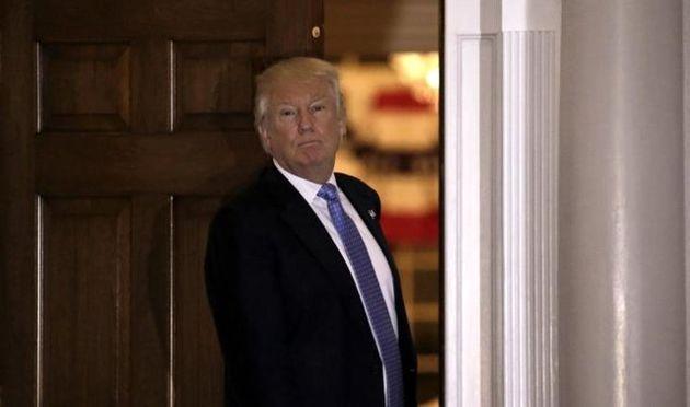 ترامپ خودش هم به منابع ناشناس استناد کرده بود