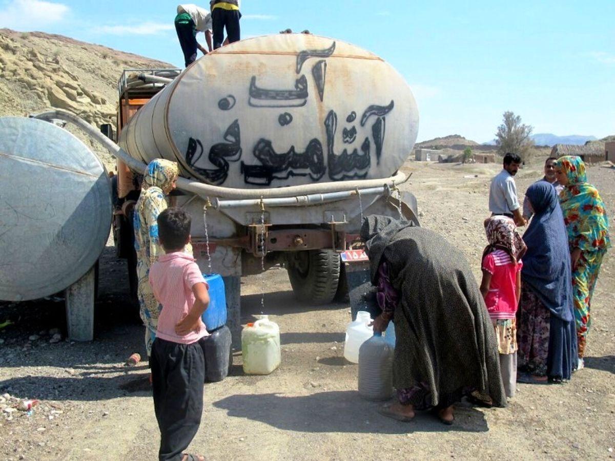 برخی از روستاهای هرمزگان در تابستان هیچ گونه منبع تامین آب نخواهند داشت