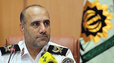 تامین امنیت مراسم شهید حججی بر عهده پلیس تهران است
