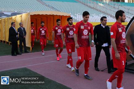 لغو دیدار سپاهان و پرسپولیس در اصفهان