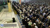 نماز جمعه روز جهانی قدس - تهران