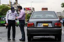 توقیف 138 خودروی پلاک مخدوش در اصفهان