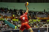ساعت بازی والیبال ایران و کوبا مشخص شد