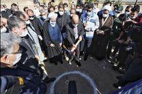 کلنگ توسعۀ شرکت فولاد امیرکبیر کاشان به زمین زده شد