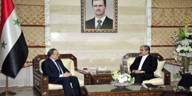 دیدار سفیر ایران با نخستوزیر سوریه