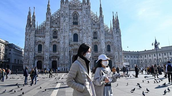 افزایش 15 درصدی آمار روزانه مبتلایان به ویروس کرونا در ایتالیا