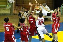 صعود تیم ملی بسکتبال جوانان ایران به جمع هشت تیم برتر آسیا